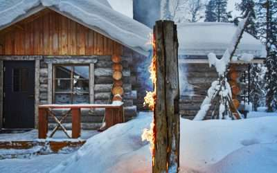First Week at the Lapland Lodge