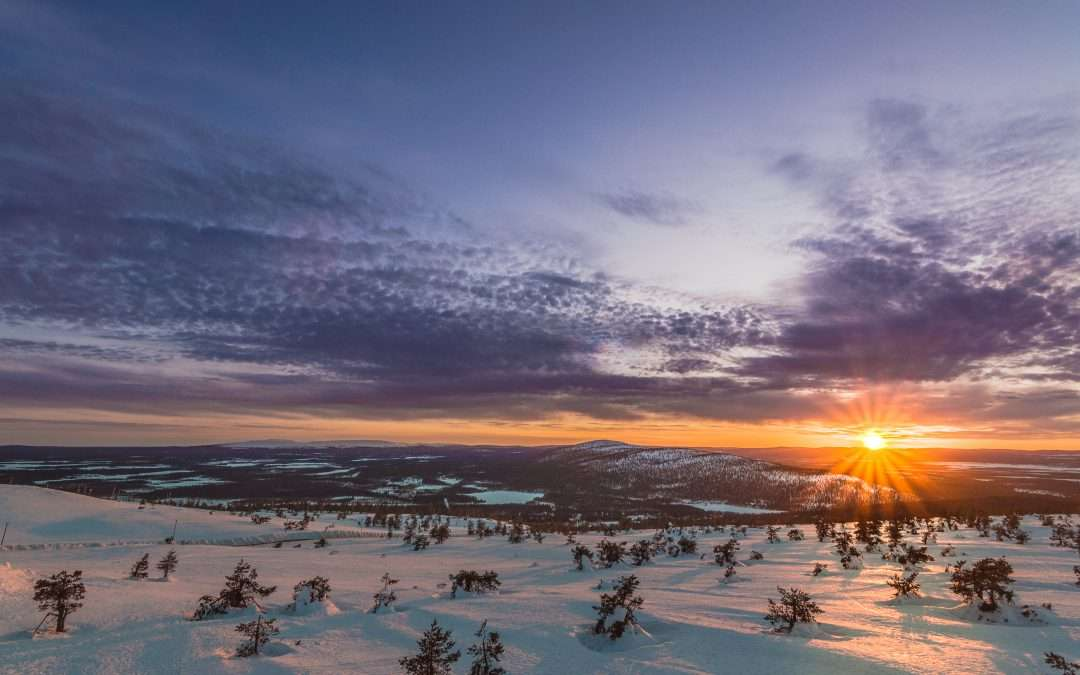 Experience an Authentic Finnish Vacation in the Heart of Lapland